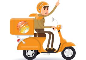 Frete motoboy